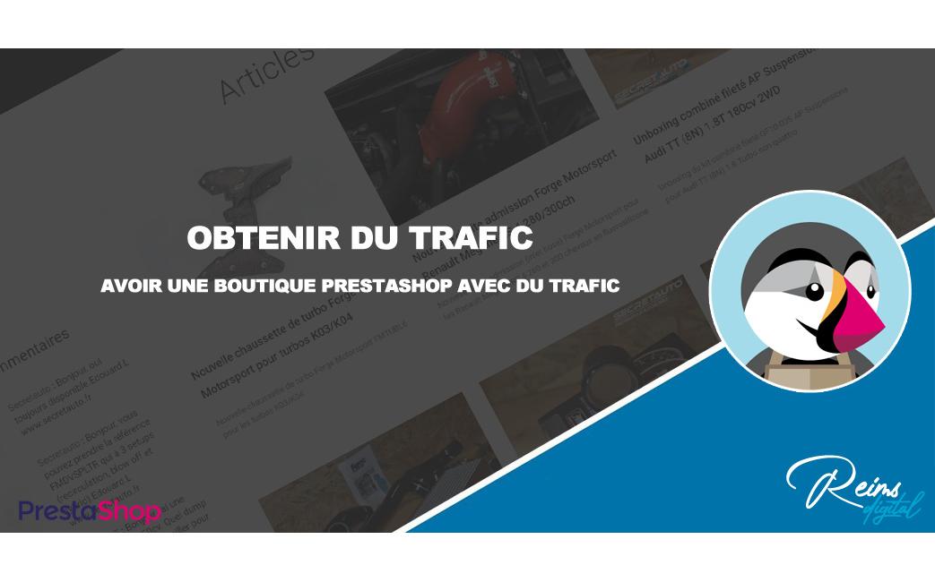 Gagner du trafic de qualité avec un blog