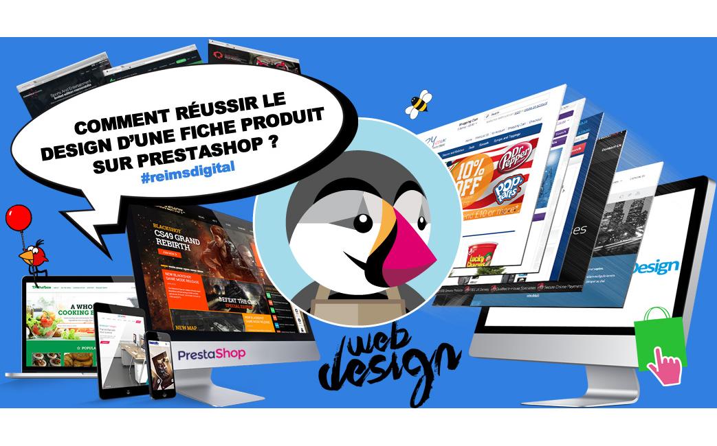 Réussir le design de votre fiche produit Prestashop
