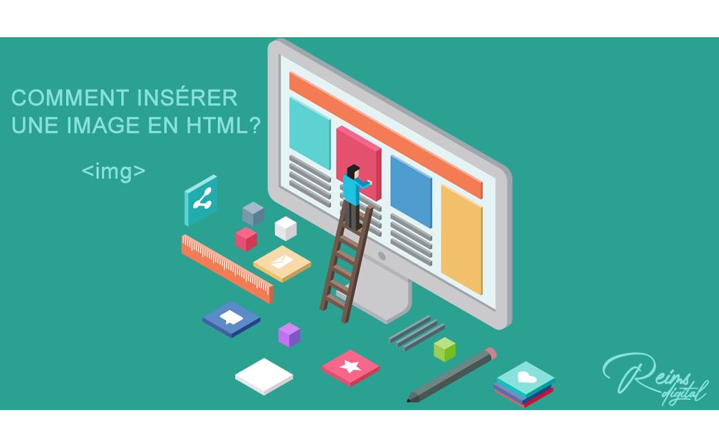 Comment insérer une image en HTML ?